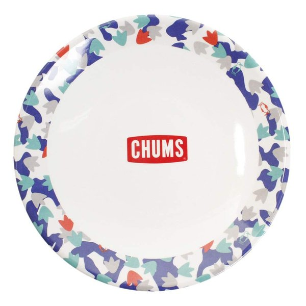 チャムス(CHUMS) 皿 メラミンサラダプレート CH62-1242-Z031-00 Foot Camo|micomema|02