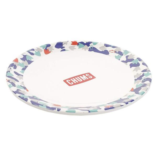 チャムス(CHUMS) 皿 メラミンサラダプレート CH62-1242-Z031-00 Foot Camo|micomema|03