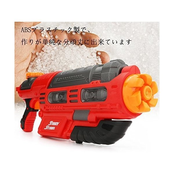 J-JUMP水鉄砲 最強 超強力飛距離 10-12m ウォーターガン  水遊び プール 子供 高性能 おもちゃ 水撃ショット JWG001|micomema|02