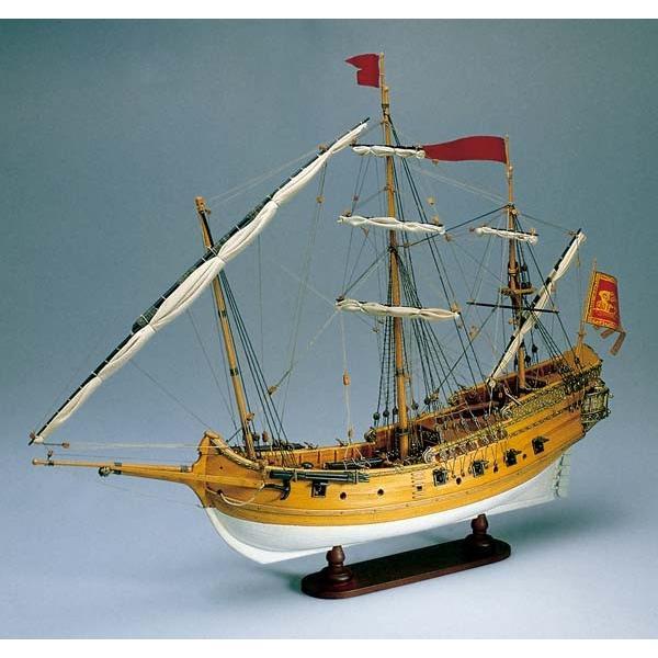 帆船模型キット ベネチアポーラッカ