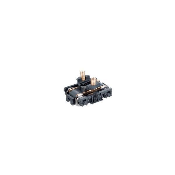 動力台車 DT22N濃グレー(黒車輪) 【TOMIX・0497】