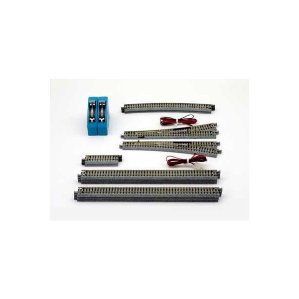 20-860 V1 島式ホーム用待避線電動ポイントセット