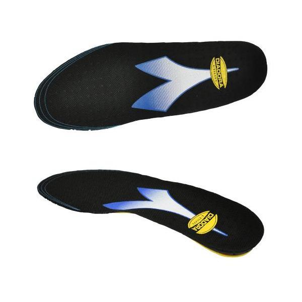 ディアドラ(DIADORA)安全靴用 スプリングテックインソール スニーカー 交換用中敷き|midorianzen-com