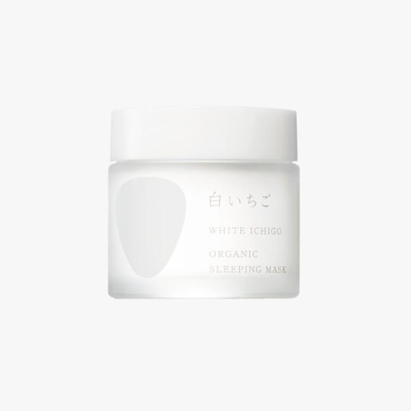 白いちご WHITE ICHIGO オーガニック スリーピング マスク|migaki-ichigo|02