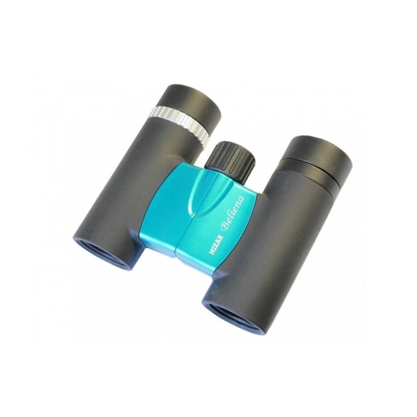 MIZAR(ミザールテック) 双眼鏡 10倍 21mm口径 ダハプリズム式 コンパクト SB-10A ブルー