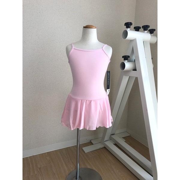 バレエ レオタード 子供 キャミ スカート付 DANZNMOTION|mignonballet|09