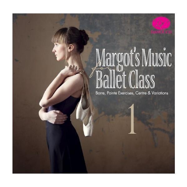 バレエ CD マーゴ・カジミルスカのミュージック・フォー・バレエ・クラス 1  mignonballet