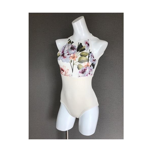 バレエ レオタード ホルターネック DetailsDancewear Flowerdream mignonballet 20