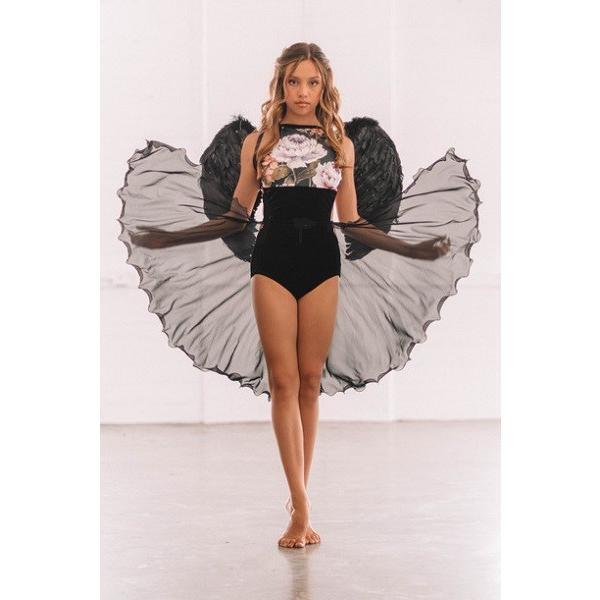 バレエ レオタード ホルターネック DetailsDancewear Flowerdream mignonballet 17