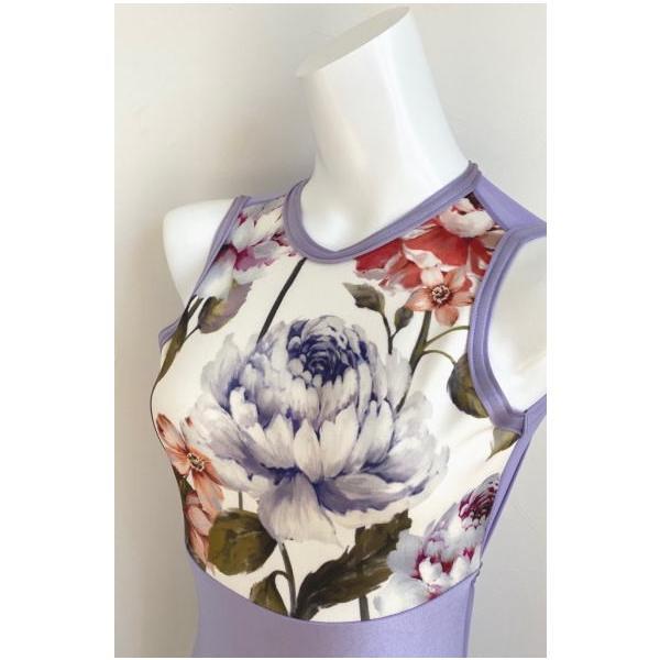バレエ レオタード ホルターネック DetailsDancewear Flowerdream mignonballet 06