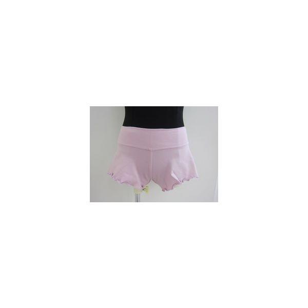 バレエ 子供 ショートパンツ メロウ仕上げで可愛い 全5色|mignonballet|06