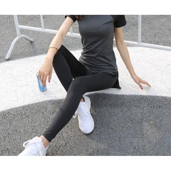 単品 ショートパンツ ロングパンツ レギンス付きパンツ レディース ボトムス フィットネスウェア スポーツウェア トレーニングウェア 半ズボン 長ズボ|mignonlindo|07