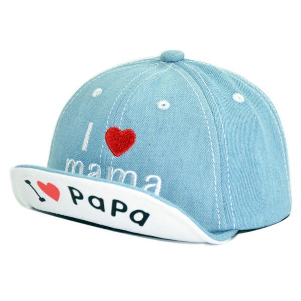 キャップ ハット 帽子 赤ちゃん 子供 キッズ mama PaPa ジュニア 男の子 女の子 ボーイ ガール スナップバック ユニセックス ペースボー|mignonlindo|05