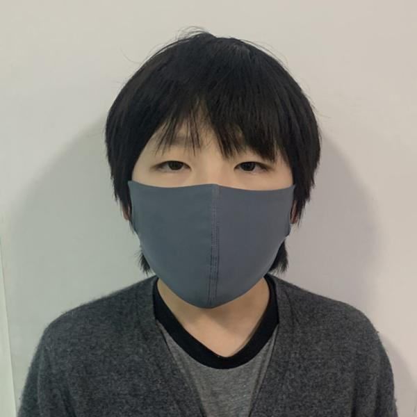 マスク 3D 立体型 洗える 5枚セット UVカット 大人用 子供用 レディース メンズ 黒 白 ブラック ホワイト 繰り返し使える S M L 女性 mignonlindo 05