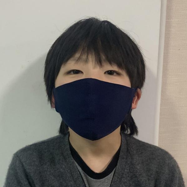 マスク 3D 立体型 洗える 5枚セット UVカット 大人用 子供用 レディース メンズ 黒 白 ブラック ホワイト 繰り返し使える S M L 女性 mignonlindo 06