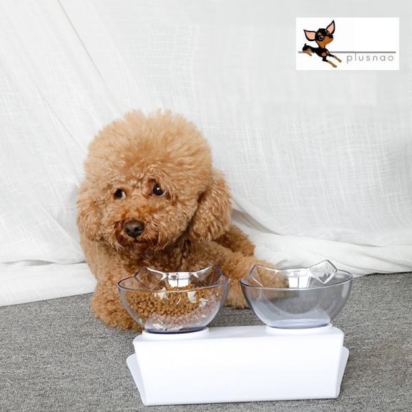 犬用食器 食器台 ペットグッズ ペット用品 猫用 イヌ ネコ エサ入れ 水入れ 水飲み フードボウル 2個セット お皿 スタンド おしゃれ