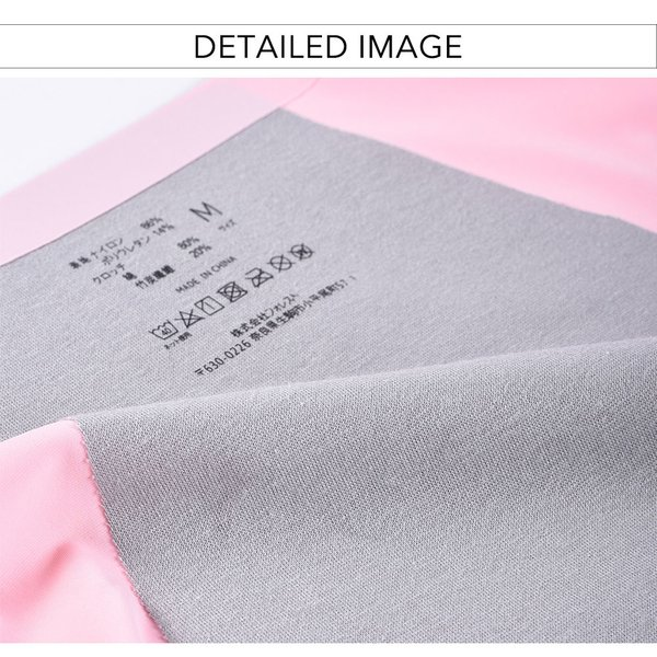シームレス サニタリー 一体型ショーツ生理用ショーツ アウターにも響きにくい生理用パンツストレスフリーパンツスポーツ 女性 シンプル 単品 無縫製ドラ|mignonlindo|10