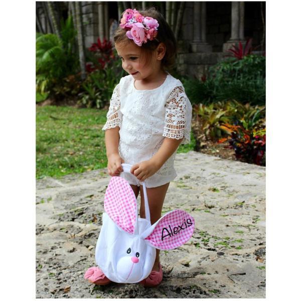 ロンパース ベビー 赤ちゃん 新生児 女の子 クルーネック 半袖 レース 透け感 無地 かわいい ベビー服 おしゃれ 60cm 70cm 80cm 9|mignonlindo|11