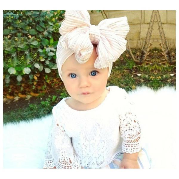 ロンパース ベビー 赤ちゃん 新生児 女の子 クルーネック 半袖 レース 透け感 無地 かわいい ベビー服 おしゃれ 60cm 70cm 80cm 9|mignonlindo|05