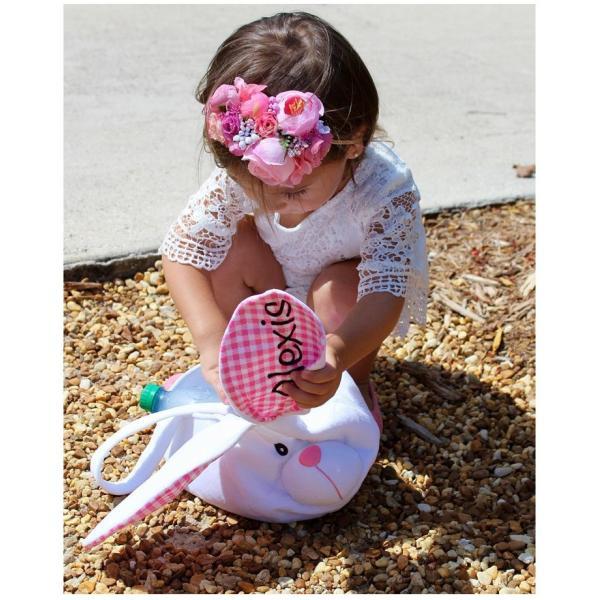 ロンパース ベビー 赤ちゃん 新生児 女の子 クルーネック 半袖 レース 透け感 無地 かわいい ベビー服 おしゃれ 60cm 70cm 80cm 9|mignonlindo|10