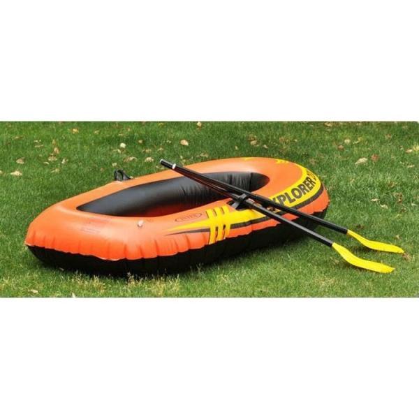 INTEX ゴムボート 2人乗り用ゴムボート ツーマンボート 大人1人 子供1人 2人用 オール付き ボート オール 185cm 海水浴 海 ビーチ mignonlindo 03