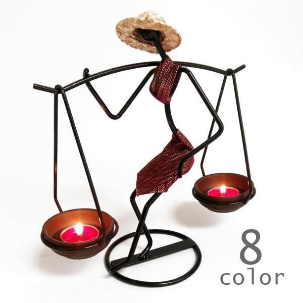 キャンドルスタンド キャンドルホルダー インテリア雑貨 置物 燭台 蝋燭立て ろうそく立て 蝋燭台 おしゃれ プレゼント ガーデン雑貨