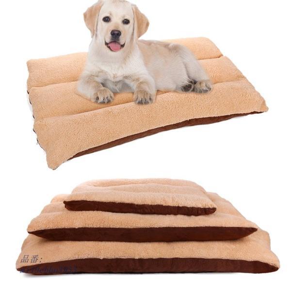 リムーバ犬ベッドソファゴールデンレトリバーピットブル毛布マットソフトペット犬マット中大犬 ため 製品ペット ため グループ上 ホーム ガーデン から 小屋|miistore