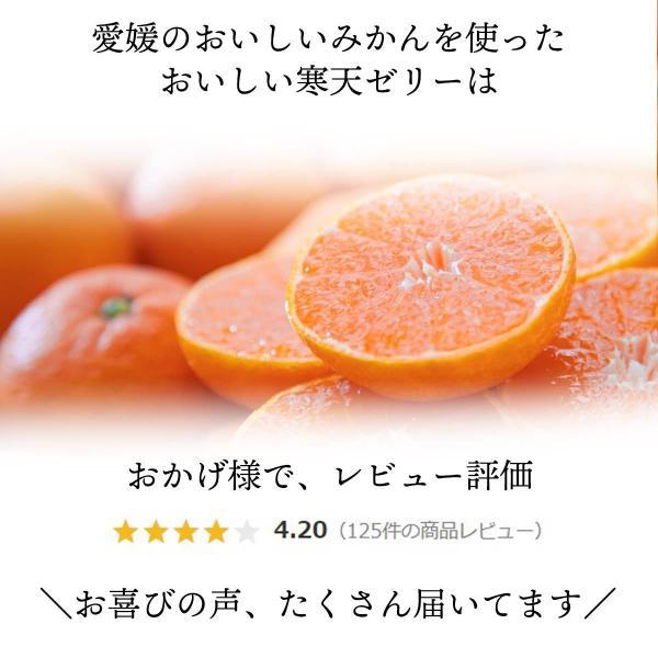 みかん 寒天ゼリー 人気の3種  送料無料 170g×3本 3セット購入で1本増量キャンペーン中|mikan-hana|03