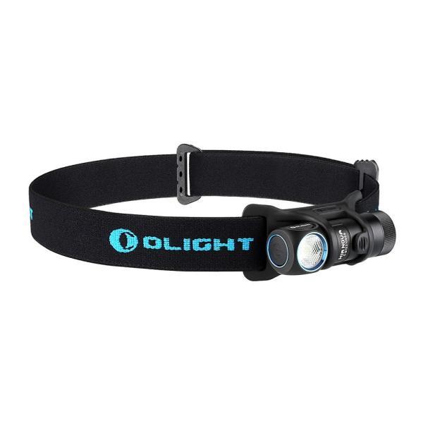 Olight H1R NOVA 小型軽量 最大600ルーメン ヘッドランプ 多機能充電式LEDヘッドライト Cree XM-L2 LED搭載