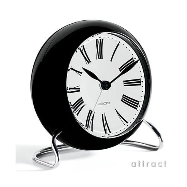 ROSENDAHL ローゼンダール Station ステーション Arne Jacobsen アルネ・ヤコブセン Table Clock テ|mikannnnnn|05