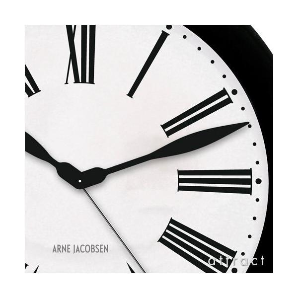 ROSENDAHL ローゼンダール Station ステーション Arne Jacobsen アルネ・ヤコブセン Table Clock テ|mikannnnnn|09