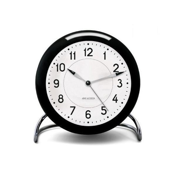 ROSENDAHL ローゼンダール Station ステーション Arne Jacobsen アルネ・ヤコブセン Table Clock テ|mikannnnnn|10