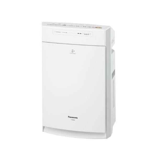 パナソニックPM2.5対応ECONAVI×nanoe 加湿空気清浄機 ホワイト 適用床面積=18畳 F-VE40XJ-W