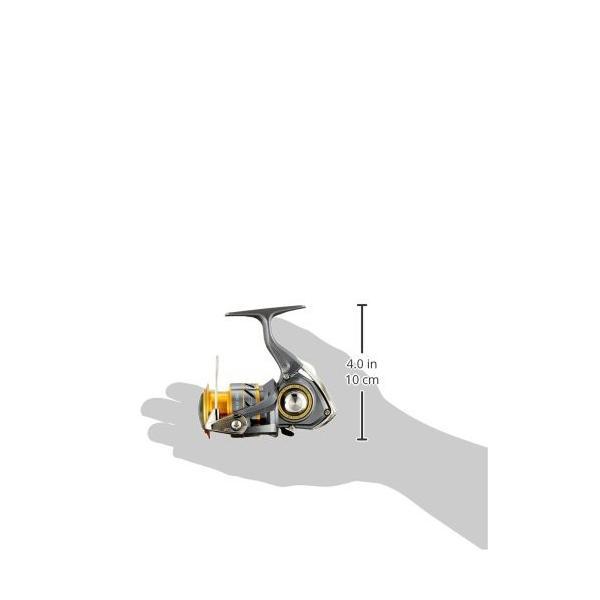 ダイワ(Daiwa) スピニングリール 17ワールドスピン CF2000