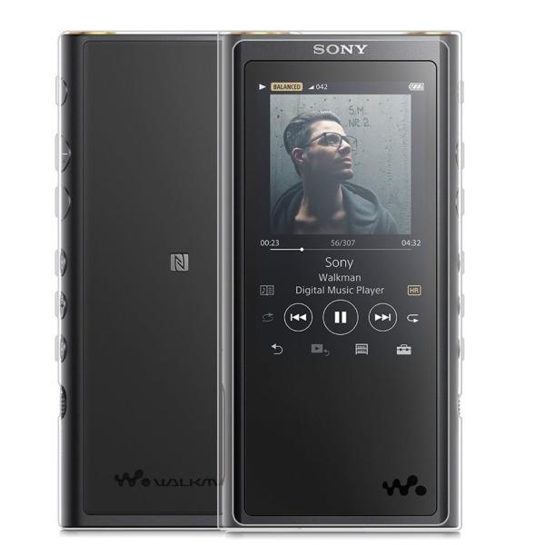 Maxku 2018年モデル ソニー SONY ウォークマン ZXシリーズ NW-ZX300 / NW-ZX300G ケース ソフト クリア
