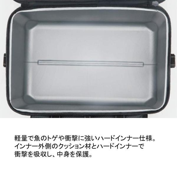 ダイワ(Daiwa) タックルバッグ クールバッグ FF 28(K) シルバー