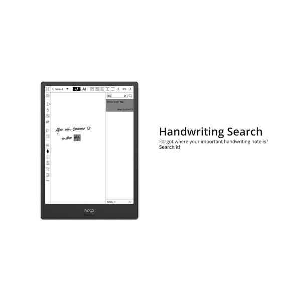 BOOX Note 電子書籍リーダー 10.3インチ大画面/Android6.0/デュアル・タッチ/Wifi対応/Type-c|mikannnnnn|04