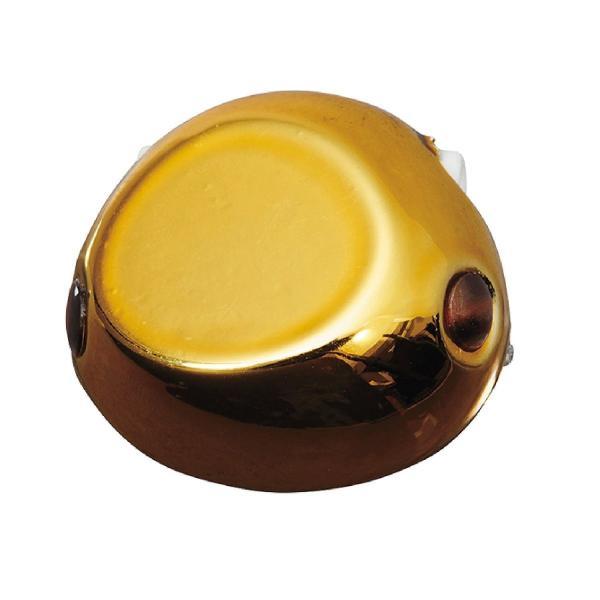 ダイワ(DAIWA) メタルジグ 紅牙 ベイラバーフリー ヘッドα 60g 鍍金ゴールド