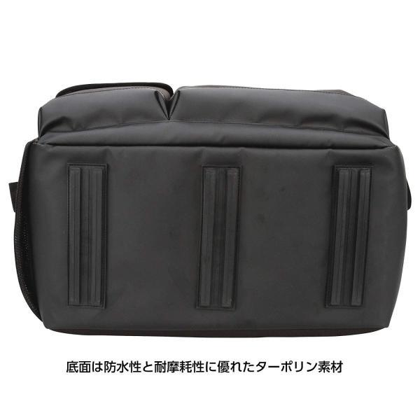 HAKUBA カメラバッグ ルフトデザイン スウィフト 03 ショルダーバッグ L 13.5L 大開口ガマぐち式 ブラック SLD-SW03|mikannnnnn|09