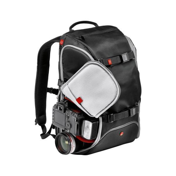 Manfrotto カメラリュック advancedコレクション 20.1L 三脚取付可 レインカバー付属 ブラック MB MA-BP-TR mikannnnnn 02
