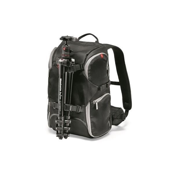 Manfrotto カメラリュック advancedコレクション 20.1L 三脚取付可 レインカバー付属 ブラック MB MA-BP-TR mikannnnnn 11
