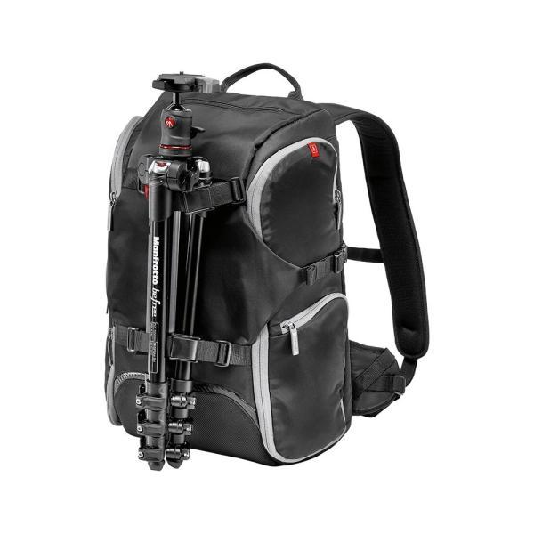 Manfrotto カメラリュック advancedコレクション 20.1L 三脚取付可 レインカバー付属 ブラック MB MA-BP-TR mikannnnnn 13