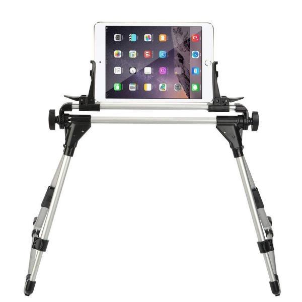 スタンド 折りたたみ式 ゴロ寝スマホ&タブレット用スタンド 寝ながらipadホルダー 軽量 高さ調整可能 iPad mini/iPad ai|mikannnnnn|03