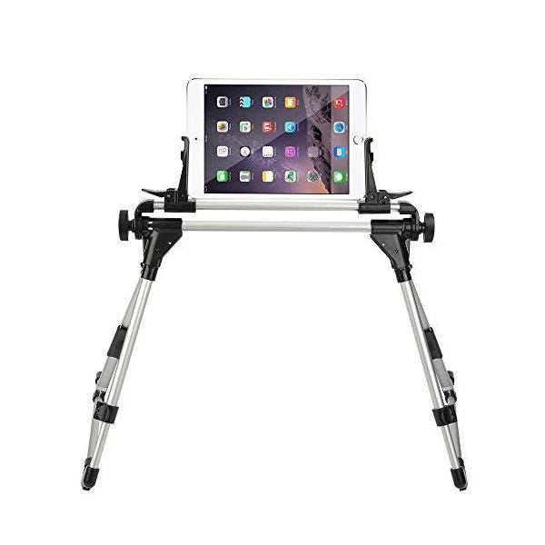 スタンド 折りたたみ式 ゴロ寝スマホ&タブレット用スタンド 寝ながらipadホルダー 軽量 高さ調整可能 iPad mini/iPad ai|mikannnnnn|09