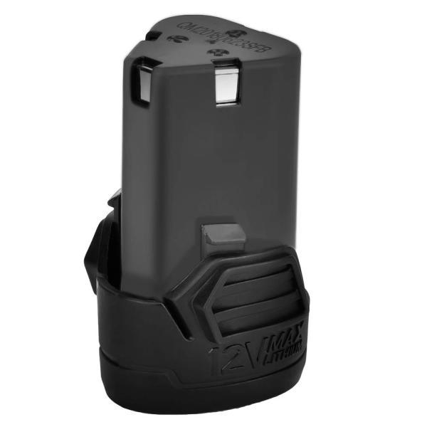 KIMO 12V 電動ドリル 交換用バッテリー 電動ドライバー交換電池QM-1005A対応 mikannnnnn 02
