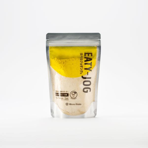 乾燥えのき(白)パウダー  EATY−JOG 食べるジョギング (150g)|mikasa-kinoko