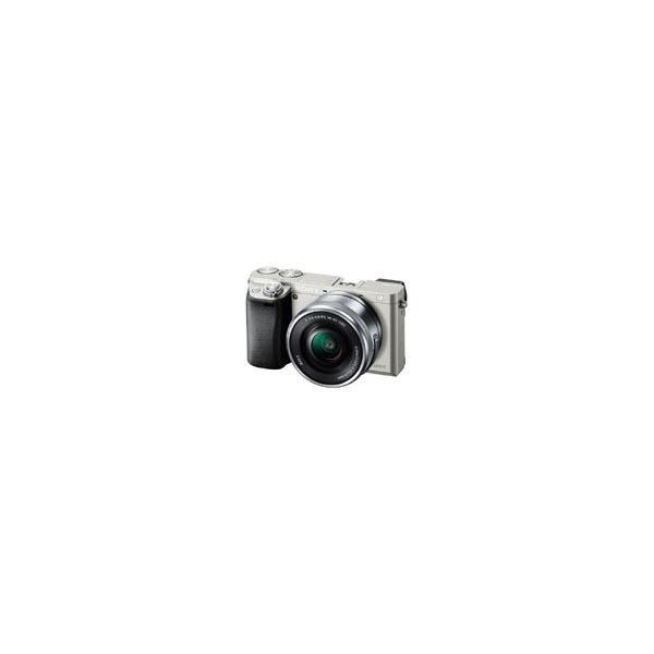 【カメラポーチ付き】SONY[ソニー] ILCE-6000L パワーズームレンズキット シルバー