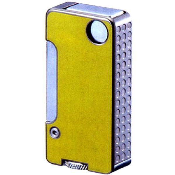 verus ウェルス オイルライター 黄色ラッカー verusclh