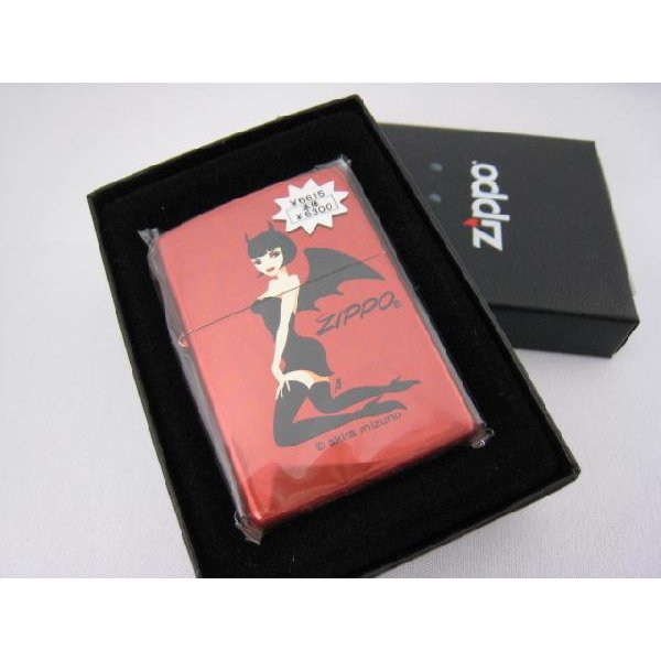 zippo GIRLシリーズ ガール ORH/Z(152) 《オイル付》|mikawatk|04