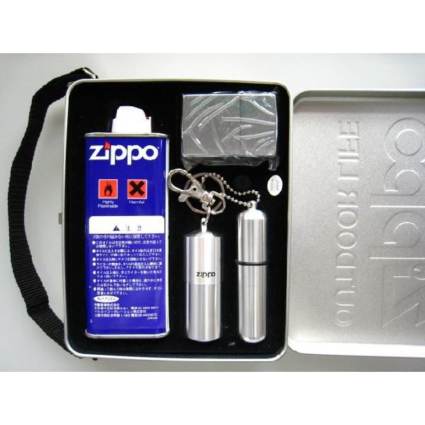 zippo ジッポ アウトドア セット